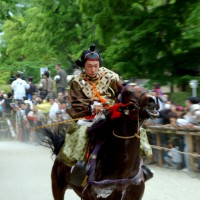 葵祭の前儀 賀茂競馬会