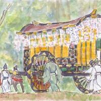 賀茂祭 路頭の儀