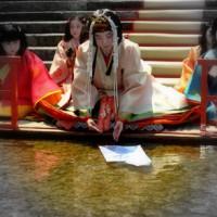 斎王代女人列御禊神事