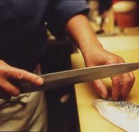 「祇園 かわもと」の 特製鯖寿司