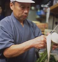 「とり山 本店」の 花てっぽう・もぎ茄子