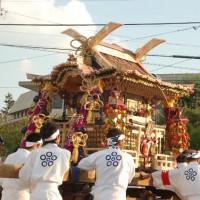 京の秋祭 / ずいき祭