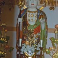 京の木彫六地蔵菩薩に魅せられて