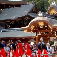 京の春祭/ 紫野御霊会 今宮神社