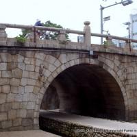 文化遺産 堀川第一橋