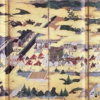 文化遺産 障壁画 上越市立総合博物館 豊臣秀吉 後陽成天皇