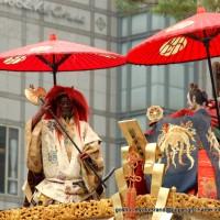 祇園祭 異文化とのであい