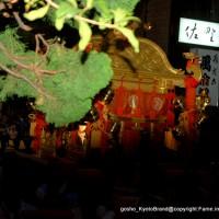 前祭 山鉾巡行・神幸祭