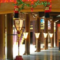 京の夏 御簾 下鴨神社