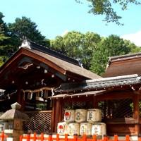 織田信長を訪ねて 建勲神社
