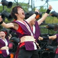 京都学生祭典 京炎そでふれ!  志舞踊