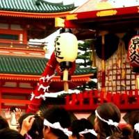 京都学生祭典 京炎みこし 平安神宮