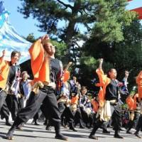 京都学生祭典 京炎そでふれ! 岡崎公園