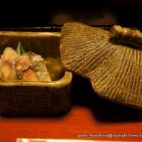 山の辺料理 鮎料理 月鍋 猪熊鍋  伊藤剛治 比良山荘