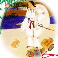 初詣 因幡の白兎 大国主命 大黒天