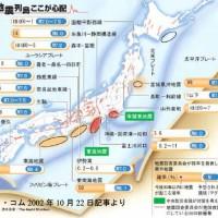 東日本大震災 asahi.com 2002/10