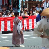 知られざる祇園祭/くじ取り式