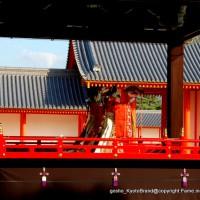 秋季一般公開 京都御所の秋 その1