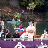 秋、嵐山もみじ祭り