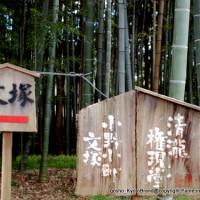 小野小町ゆかりの随心院の観梅会