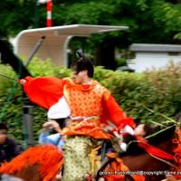 菖蒲の節句発祥の地 藤森神社