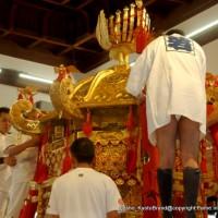 知られざる祇園祭 点描 神輿洗と四若