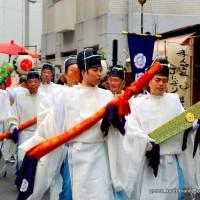 知られざる祇園祭 神宝奉持列