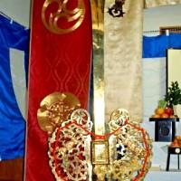 粟田祭にみる当家飾の剣鉾