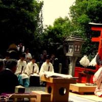 料理の神のまつり / 吉田神社 山蔭祭