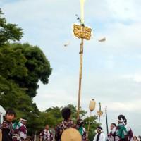 春祭最後の嵯峨祭