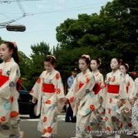 祇園祭のおいで
