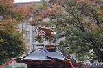 時代祭 : 神輿の原型になった鳳輦(ホウレン)