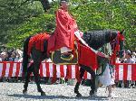 葵祭 路頭の儀 : 内蔵使(くらづかい)
