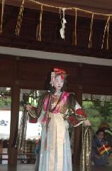 七夕 : 織姫の舞