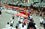 生き稚児にみる祇園祭