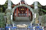 祇園祭 夏越祓い : 茅の輪くぐり