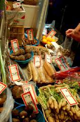 正月 お節 : 正月料理の京野菜