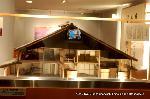 近江屋事件 : 醤油商近江屋の復元模型