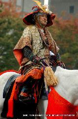 織田信長 時代祭 : 信長上洛