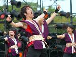 京都学生祭典 京炎そでふれ! : 志舞踊