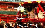 京都学生祭典 京炎みこし