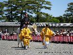 葵祭 路頭の儀 : 勅使代