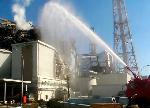 更衣 しつらえ替え : メルトダウン阻止の放水冷却