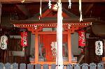 初詣 狛犬 狛龍 パワースポット : 大丸繁昌稲荷社