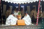 お田植祭  : 早苗に豊年の穀霊を宿す神事
