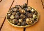 十五夜 お月見 月見団子 : 芋名月の原点の里芋