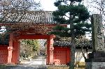 大涅槃図 : 天台宗真正極楽寺に立ち寄った。  寺の名で極楽寺という名は滅法多い。その中で真正と冠されている。 この寺院の本堂の呼び名は「真如堂」という。洛東神楽岡にある紅葉の名所で、こう言えば、誰もが知る寺院である。