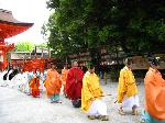 葵祭 御蔭祭 : 国内最古といわれる神幸列