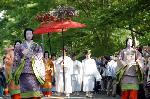 春祭 葵祭 : 命婦(みょうぶ)