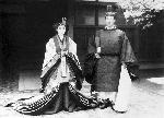 ジューンブライド 婚礼の儀 : 北白川宮の婚儀(1935年4月26日)